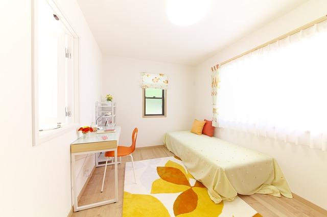 6畳の子供部屋のレイアウト