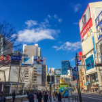 新宿のインテリアショップ