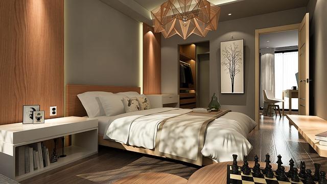 寝室のベッドフレームの選び方