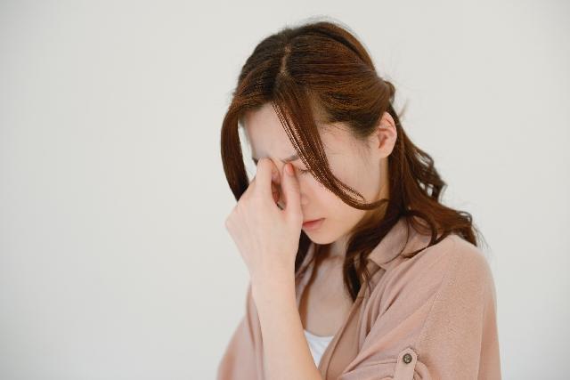 引っ越しによる体調不良の症状