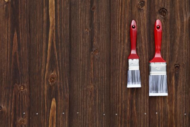木材の家具の塗装の種類