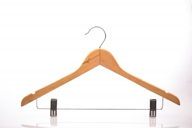 ハンガーの横幅の選び方