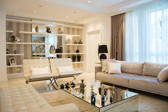 モダンな部屋に合う家具の選び方