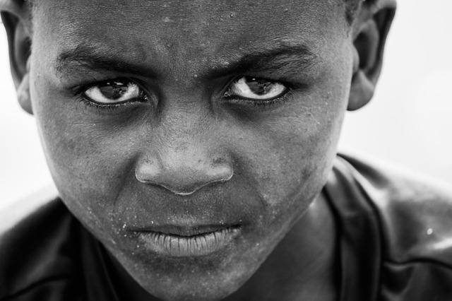世界の貧困の現状