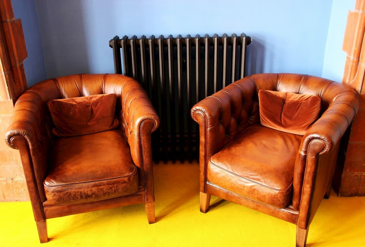 天然皮革のソファのメリット・デメリット