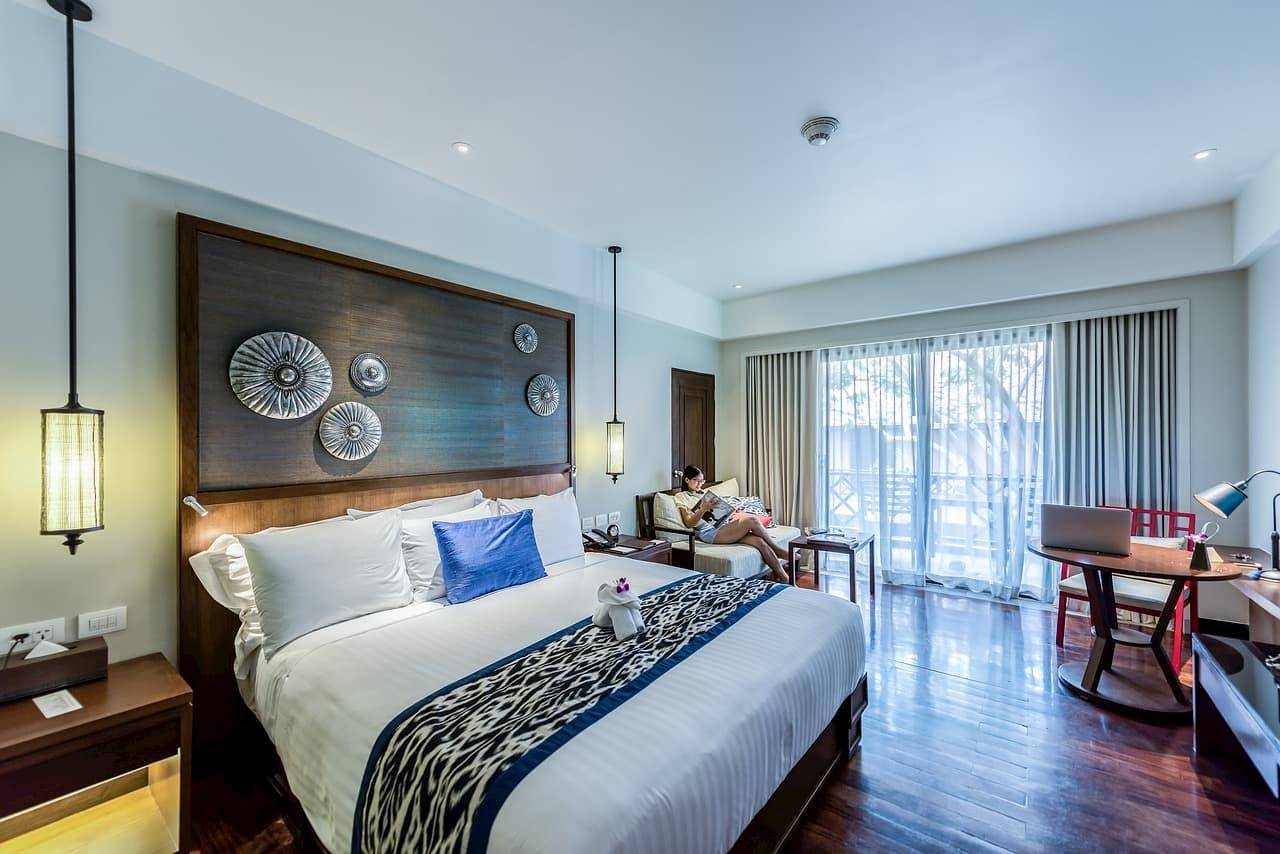 寝室の家具配置のポイント