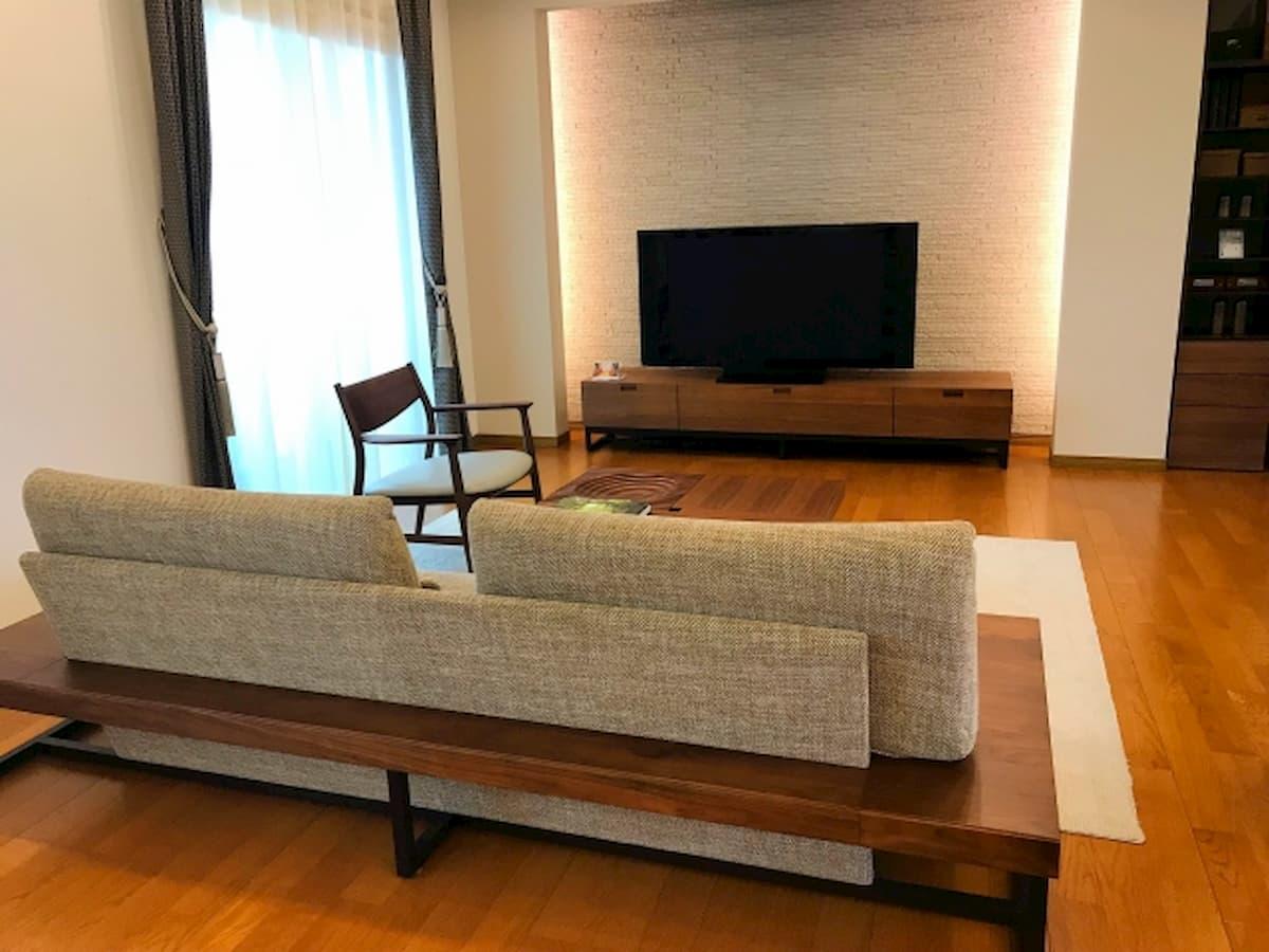 リビングの家具配置のポイント