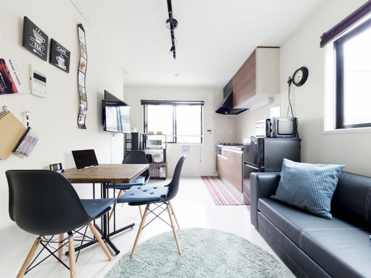 狭い部屋を家具配置で広く見せる基本のテクニック