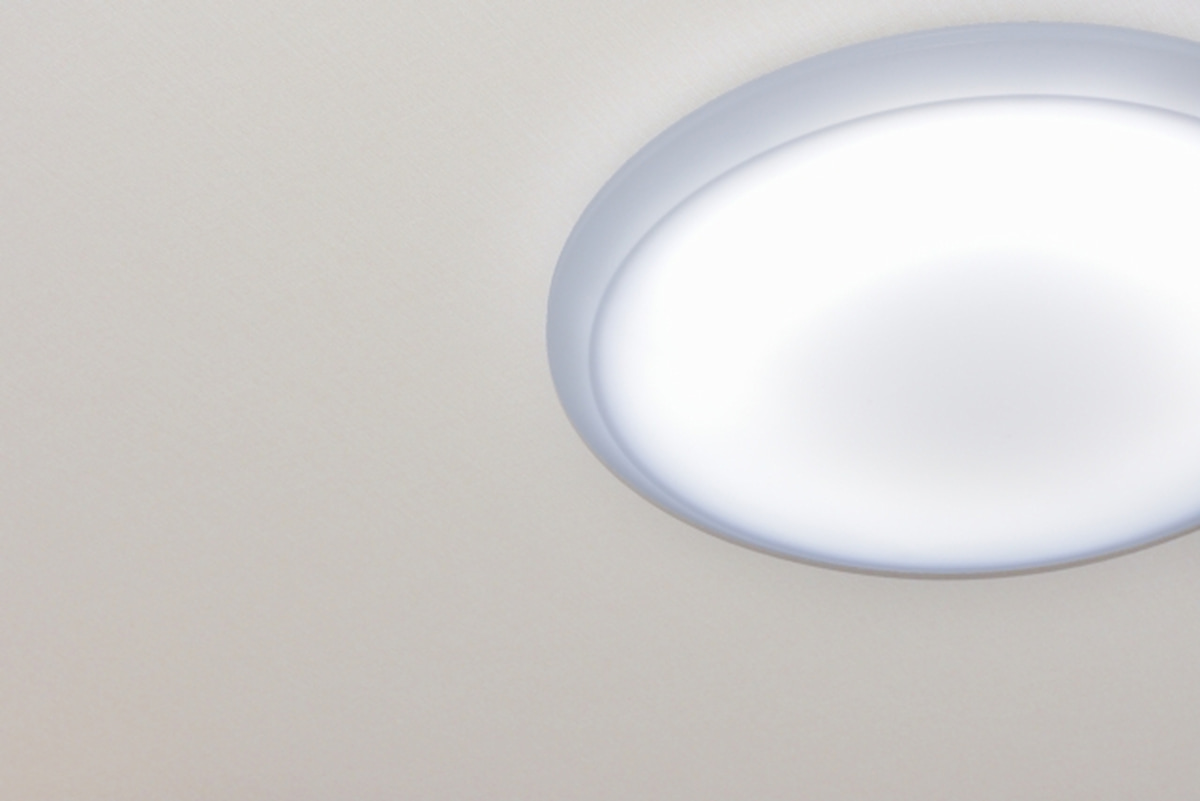 住宅の照明器具「シーリングライト」とは?
