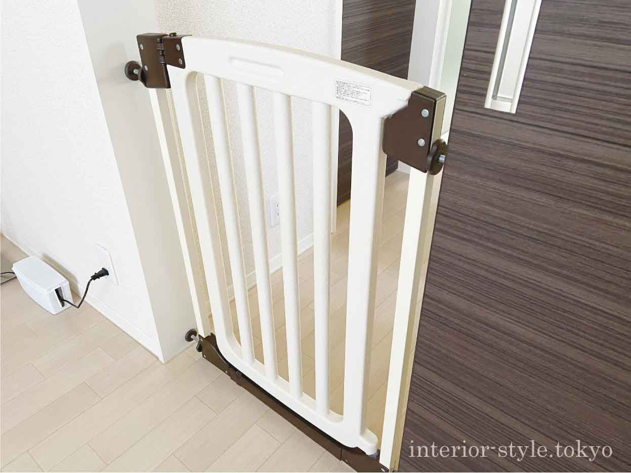 赤ちゃんの侵入を防ぐベビーガード
